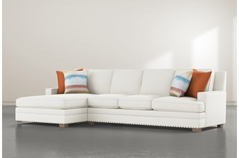 Pamela II 2 Piece Sectional With Left Arm Facing Chaise