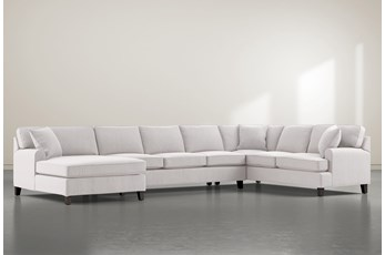 "Donaver II 3 Piece 163"" Sectional With Left Arm Facing Chaise"