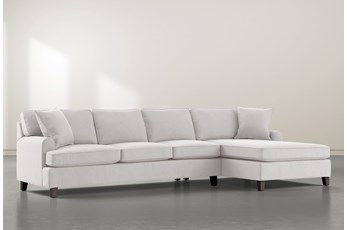 Donaver II 2 Piece Sectional With Right Arm Facing Chaise