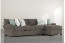 Aurora II 2 Piece Sectional With Right Arm Facing Chaise