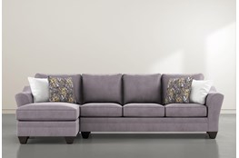 Mesa Foam II 2 Piece Sectional With Left Arm Facing Chaise