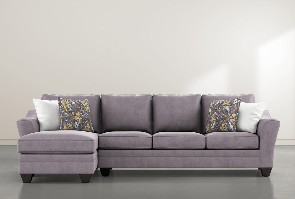 "Mesa Down II 2 Piece 124"" Sectional With Left Arm Facing Chaise"