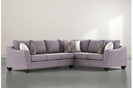 Mesa Down II 2  Piece Sectional With Left Arm Facing Sofa