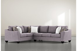 "Mesa Down II 2 Piece 125"" Sectional With Right Arm Facing Sofa"