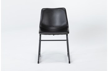 Cobbler Black Dining Side Chair