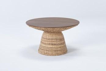 Zina Round Coffee Table