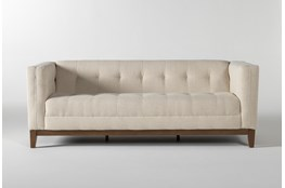 Magnolia Home Hillcrest Cottonbale Sofa By Joanna Gaines