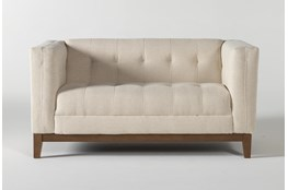 Magnolia Home Hillcrest Cottonbale Loveseat By Joanna Gaines