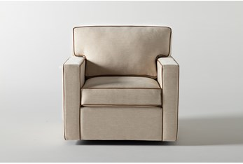 Reeves Swivel Accent Chair By Nate Berkus And Jeremiah Brent