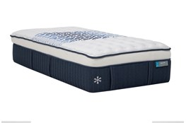 CoolTek Copper Springs Plush California King Split Mattress