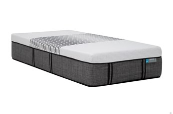 CoolTek Graphene Ice Hybrid Firm California King Split Mattress