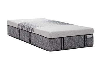 CoolTek Graphene Ice Hybrid Plush Twin Mattress