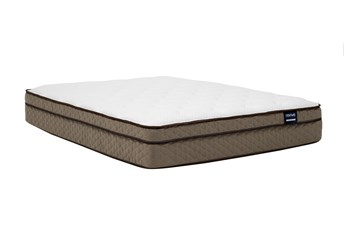 Presby Eurotop Medium Queen Mattress