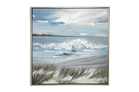 Picture-Coastal Grass 39X39