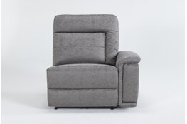 Huntley Stone Right Arm Facing Power Recliner With USB