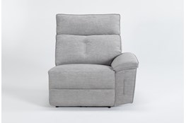 Pippa Grey Right Arm Facing Power Recliner With Power Headrest