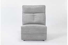 Pippa Grey Armless Recliner