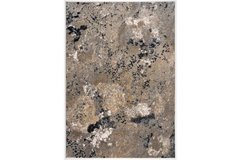 94X126 Rug-Galaxy Navy/Grey