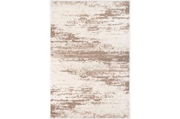 63X90 Rug-Faded Line Beige