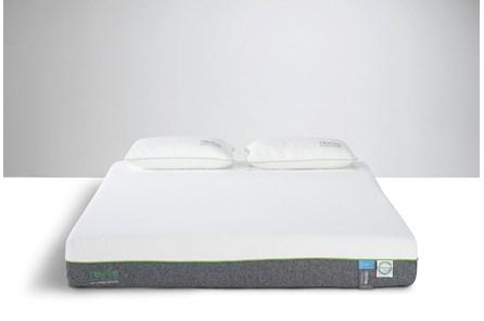CBD Hybrid 10 Inch Queen Mattress W/ 2 CBD Pillows - Main