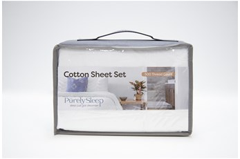 Sheet Set-Revive Premier 500Tc Cotton White Queen