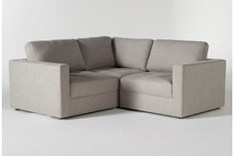 Mikhail Grey 3 Piece Sectional