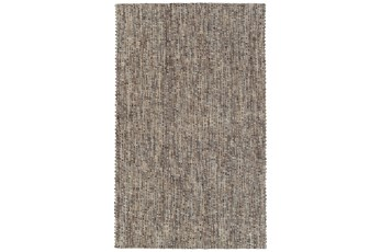 108X156 Rug-Tula Hand Loomed Coffee