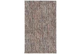 8'x10' Rug-Tula Hand Loomed Brown/Terracotta