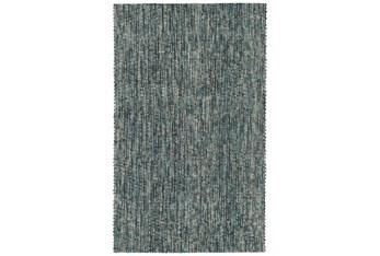 8'x10' Rug-Tula Hand Loomed Turquoise