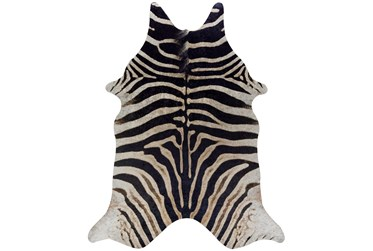 "5'5""x6'8"" Rug-Faux Hide Zebra"