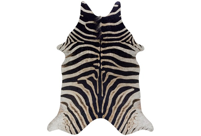 "8'8""x11' Rug-Faux Hide Zebra - 360"