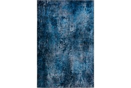 "5'x7'5"" Rug-Borealis Lustre Deep Blue"