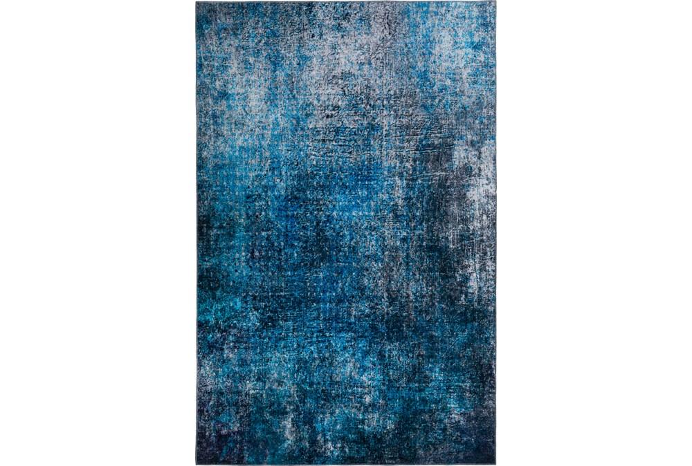 "5'x7'5"" Rug-Borealis Lustre Cobalt"