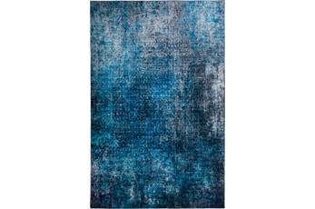 96X120 Rug-Borealis Lustre Cobalt