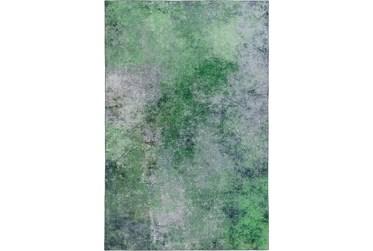 "1'7""x2'5"" Rug-Borealis Lustre Green"