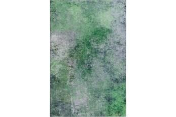 108X156 Rug-Borealis Lustre Green