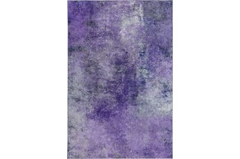 108X156 Rug-Borealis Lustre Orchid