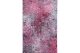 96X120 Rug-Borealis Lustre Pink Rose
