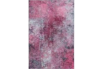 9'x13' Rug-Borealis Lustre Pink Rose
