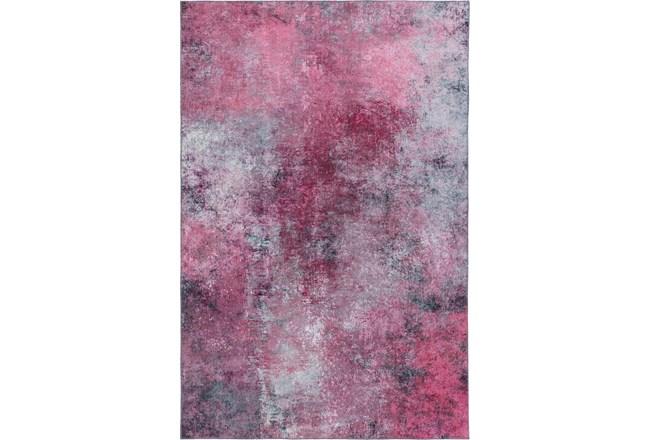 108X156 Rug-Borealis Lustre Pink Rose - 360