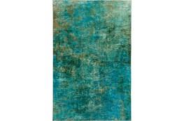 96X120 Rug-Borealis Lustre Meadow Green