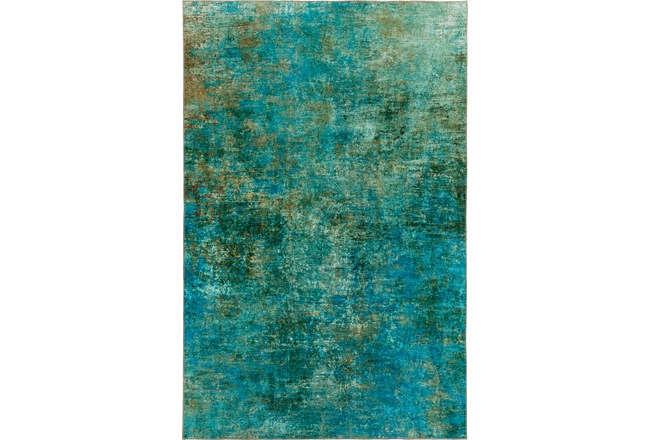 96X120 Rug-Borealis Lustre Meadow Green - 360