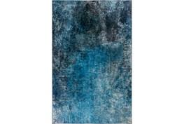 "5'x7'5"" Rug-Borealis Lustre Lake Blue"