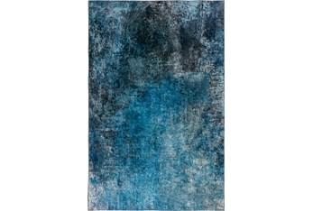 8'x10' Rug-Borealis Lustre Lake Blue