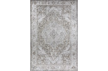 108X156 Rug-Traditional Lustre Sheen Brass