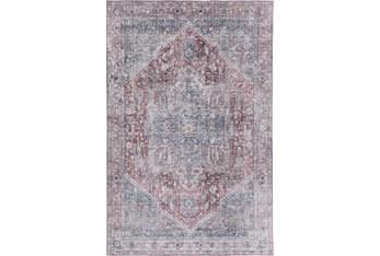 8'x10' Rug-Traditional Lustre Sheen Blush