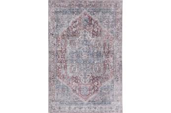 108X156 Rug-Traditional Lustre Sheen Blush