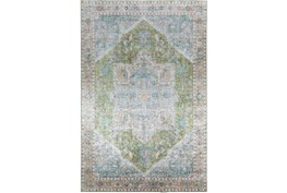 """5'x7'5"""" Rug-Traditional Lustre Sheen Meadow"""