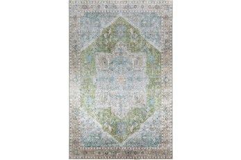 8'x10' Rug-Traditional Lustre Sheen Meadow