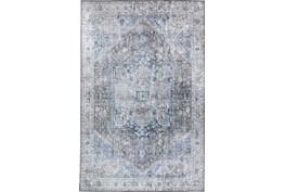 "5'x7'5"" Rug-Traditional Lustre Sheen Mocha"